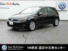 VW ゴルフTSIコンフォートラインBMT デモカー ACC