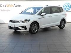 VW ゴルフトゥーランTSI Rライン 登録済み未使用車LEDヘッドライト ACC