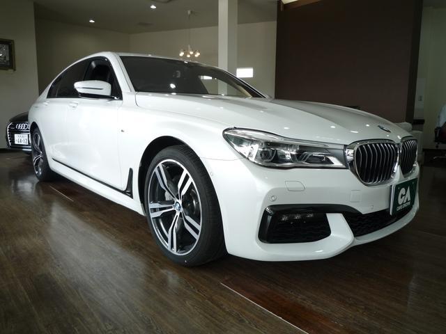 BMW 7シリーズ BMW740iMスポーツ メーカー保証継承 (...