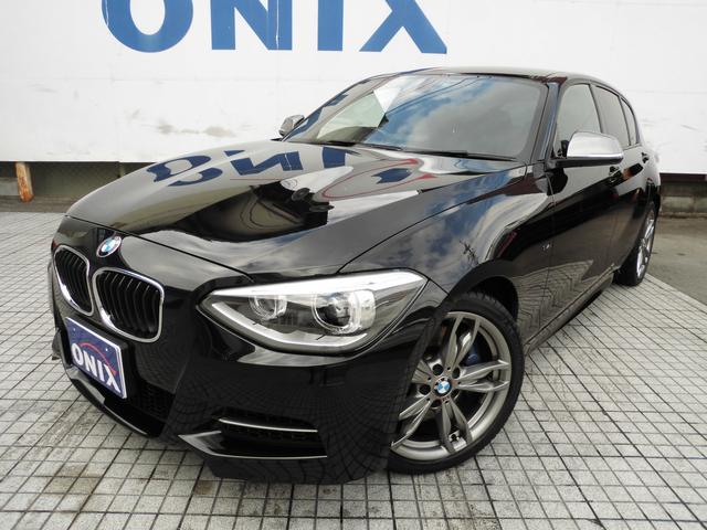 BMW 1シリーズ M135i HDDナビ DVDビデオ (検29...