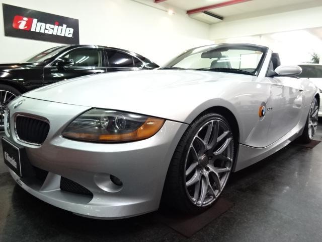 BMW 2.5iダイナミックエアロマフラ足回り19AWガラスS幌
