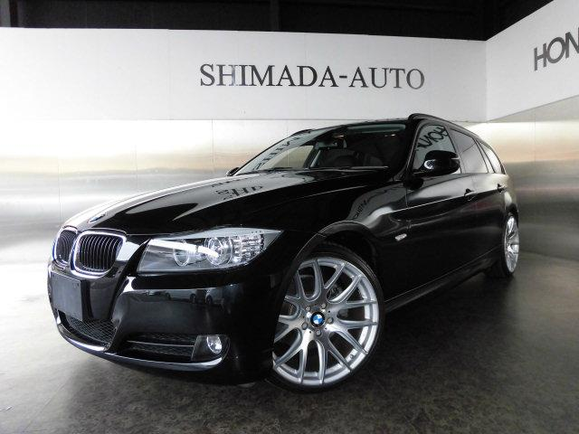 BMW 3シリーズ 320iツーリング LCI 純正ナビ Pシート...