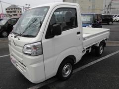 ハイゼットトラックスタンダード 4WD ラジオ付 三方開放 スペアキー