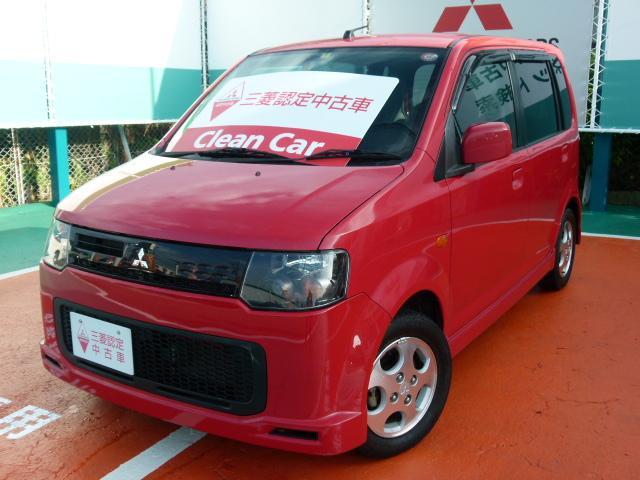 三菱 eKスポーツ X  ディスチャージ CDプレーヤー (車検整備付)