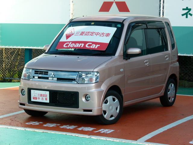 三菱 トッポ G 4WD  ディス...
