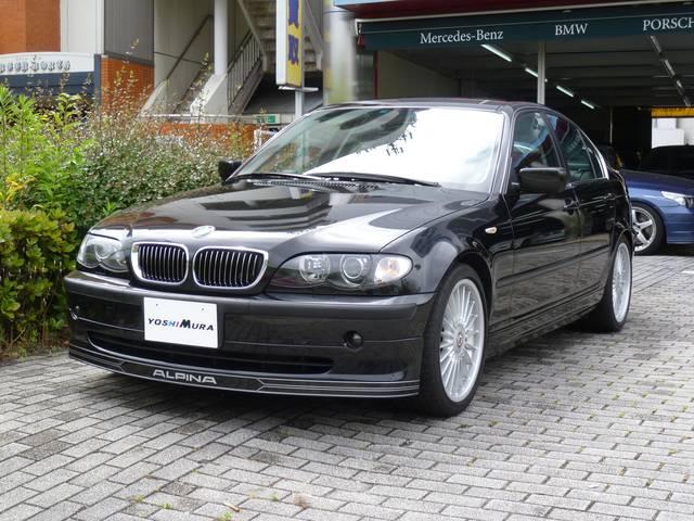 BMWアルピナ S リムジン スイッチトロニック