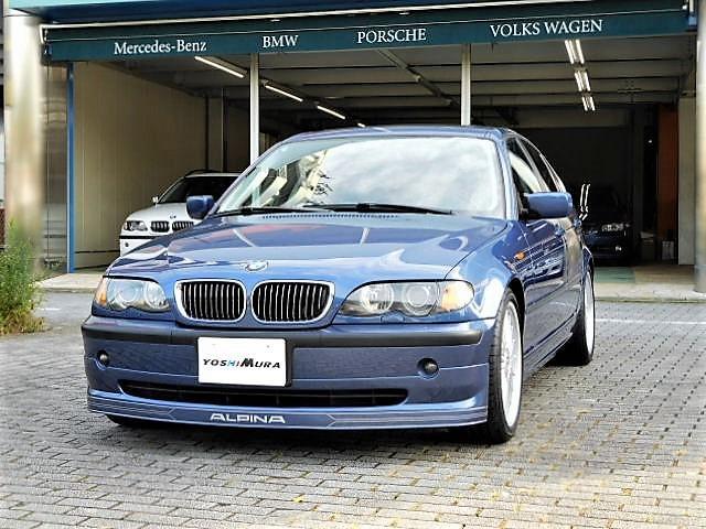 BMWアルピナ S 3.4 リムジン 6MT