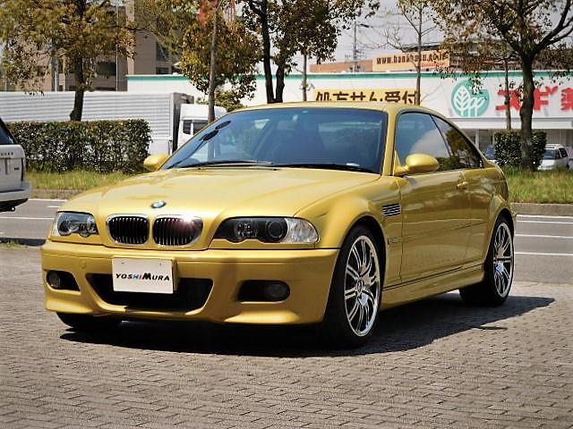 BMW M3 M3 SMGII 後...