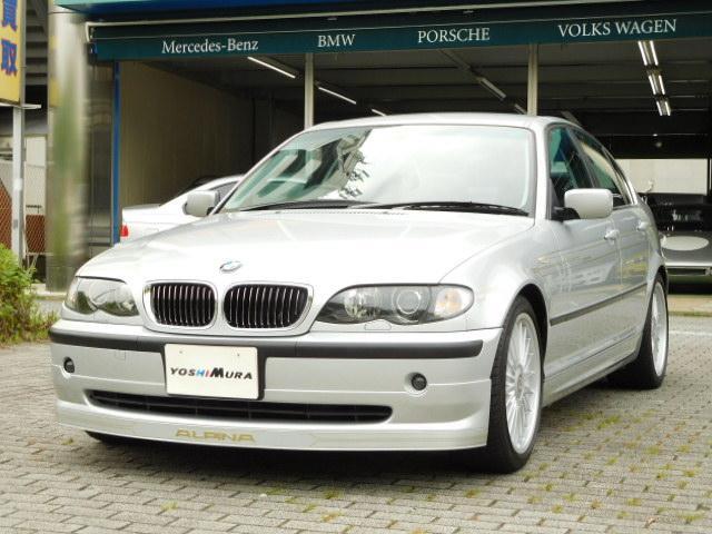 BMWアルピナ S リムジン 右ハンドル スイッチトロニック