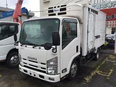 エルフトラック2t低温冷凍車