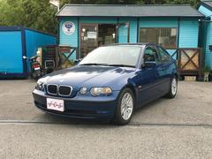 BMW316ti サンルーフ キーレス CD