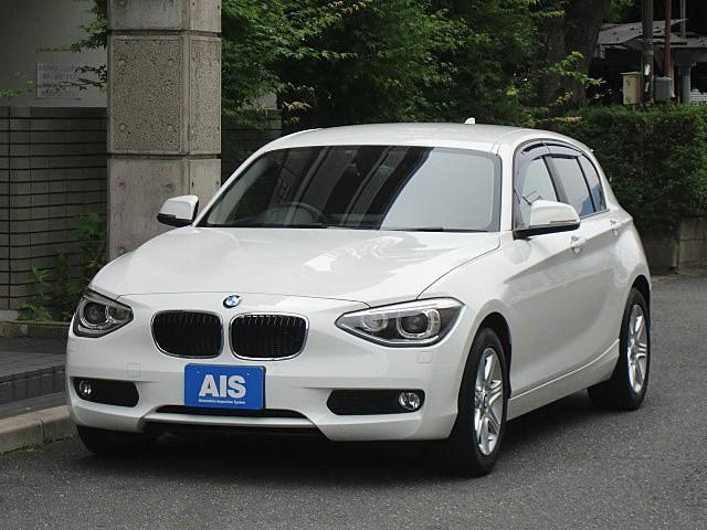 BMW 1シリーズ 116i 純正HDDナビ ETC HID ワン...