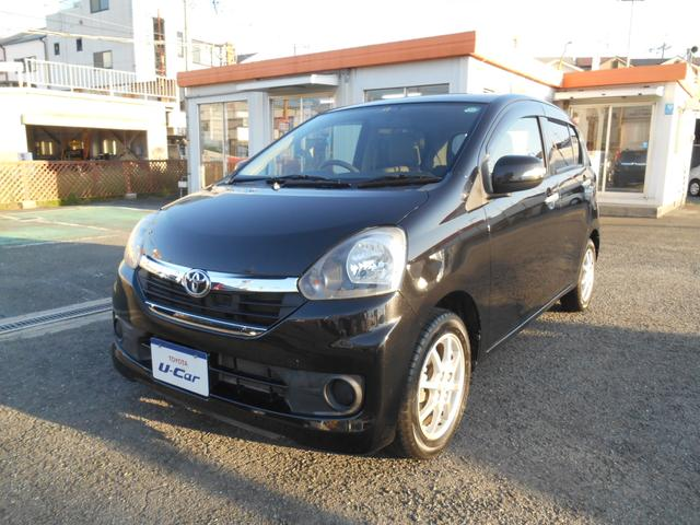 トヨタ G SAワンオーナー CD アルミ スマートアシスト ETC