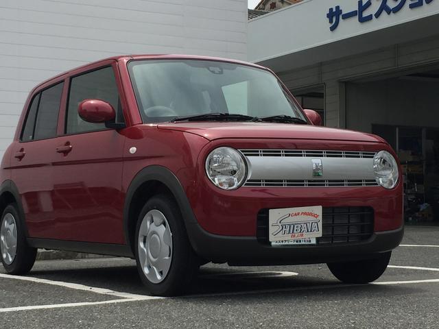 スズキ L 軽自動車 未使用車 エネチャージ スズキ保証