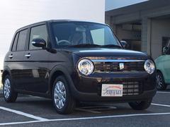 アルトラパンFリミテッド 軽自動車 未使用車 エネチャージ 全国対応保証