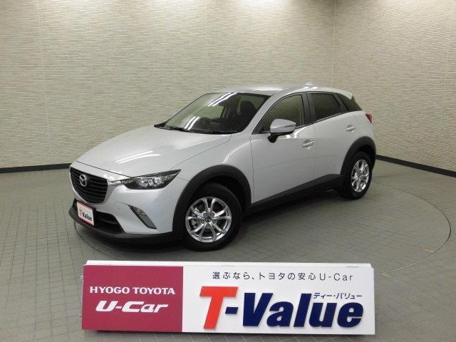 マツダ CX−3 XD (車検整備付)