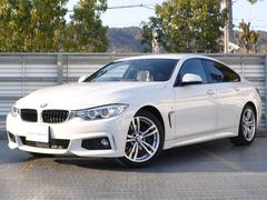 BMW420iグランクーペMスポーツACC1オーナー純正HDDナビ