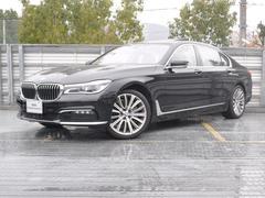 BMW740LiプラスPKGリアコンフォートPKGレーザーライト
