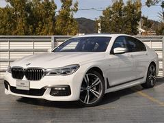 BMW740iMスポーツリモートパーキングLEDライト禁煙車SR