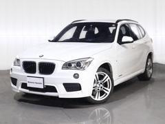 BMW X1sDrive 20i Mスポーツ後期LCI純正HDDナビ