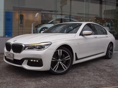 BMW740i Mスポーツ純20インチAWサンルーフ純HDDナビ