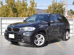 BMW X5xDrive 35d MスポーツセレクトPKG黒レザーSR