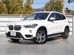 BMW X1sDrive 18i xライン純18AWコンフォートPKG