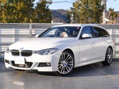 BMW320dツーリング エクスクルーシブ スポーツ純正HDDナビ