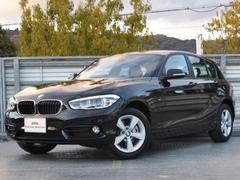 BMW118iスポーツ3年BSI付LEDライトPサポート禁煙車