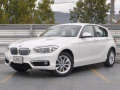 BMW118dスタイルLEDライトPサポートHDDナビ禁煙車