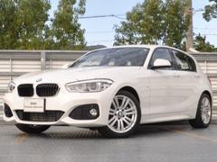 BMW118dMスポーツPサポートDアシストLEDライト禁煙車