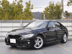 BMW320d MスポーツHDDナビ1オーナーキセノンPDCBカメ