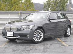 BMW116i スタイルナビPKGハンズフリーDVD再生キセノン