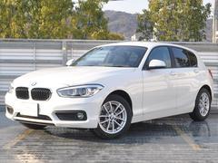 BMW118i自社デモカー新型ナビPサポートプラスPLEDライト