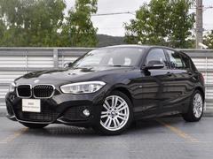 BMW118dMスポーツ PサポートDアシスト純正HDDクルコン
