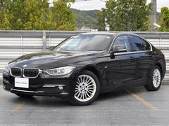 BMW320dブルーパフォーマンス ラグジュアリーブラウン革1オナ
