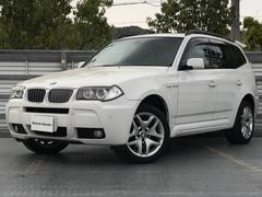 BMW X32.5si MスポーツパッケージIHDDナビSカメラPDC