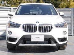 BMW X1xDrive 18d xラインコンフォートPKGLEDETC