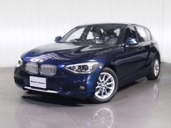 BMW116iスタイルナビPKGハーフレザETCハンズフリーHID