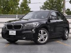 BMW X1xDrive18dMスポーツ LED禁煙車コンフォートPKG