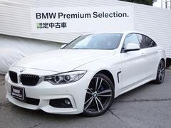 BMW435iグランクーペ MスポーツACCMサスMブレーキ地デジ