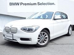 BMW116i スタイル純正HDDナビETCワンオーナー純16AW