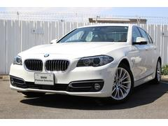 BMW523iラグジュアリー 全国2年無償保証