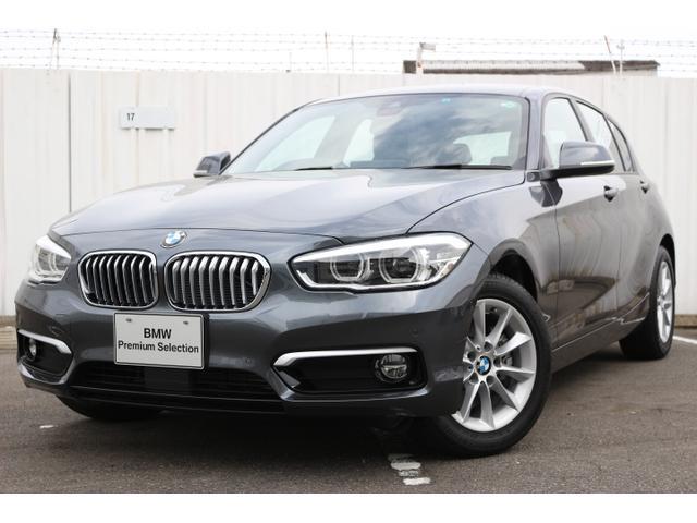 BMW 1シリーズ 118d スタイル 弊社デモカー車輛 全国2年...