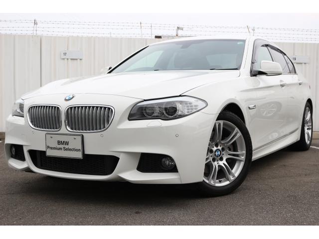 BMW 5シリーズ 523i Mスポーツ 全国2年無償保証 (検3...