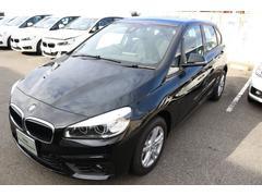BMW218iアクティブツアラー弊社展示車輛 新車保証継承