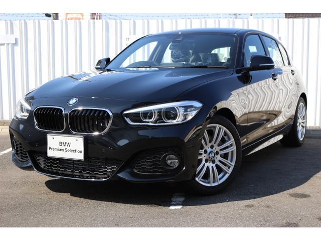 BMW 1シリーズ 118d Mスポーツ弊社展示車輛 全国2年無償...