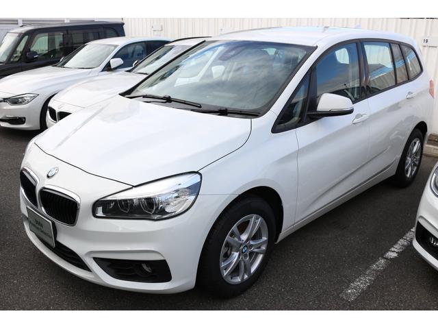 BMW 2シリーズ 218dグランツアラー 弊社展示車輛 新車保証...