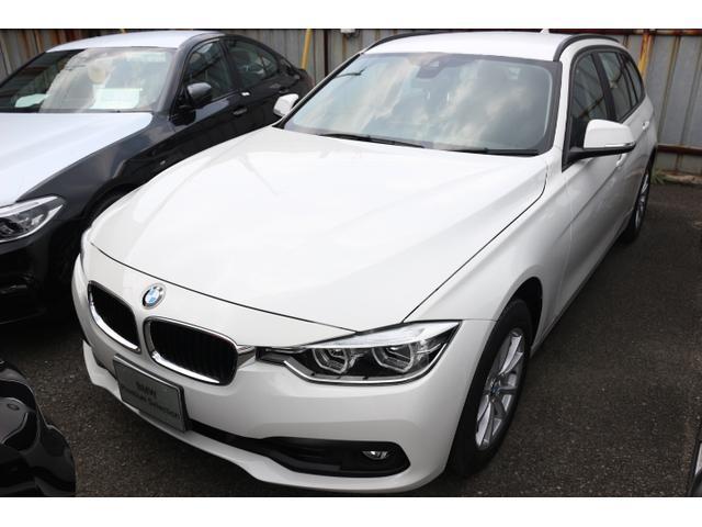 BMW 3シリーズ 318iツーリング弊社展示車輛 全国2年無料保...