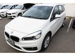 BMW218iグランツアラー 弊社展示車輛 全国2年無料保証